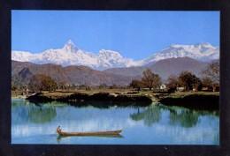 Nepal. *Phewa Lake, Pokhara...* Ed. Hotel De L´Annapurna Nº 5. Nueva. - Nepal