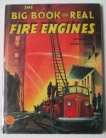 The Big Book Of Real Fire Engines  ( Vehicule Pompier ) / G. J. Zaffo - Enfants