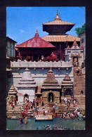 Nepal. Kathmandu. *Temple Of Pasupati Nath* Circulada 1982. - Nepal