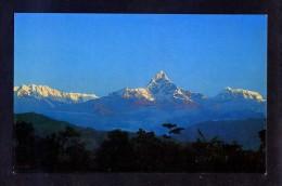 Nepal. *Annapurna Himal At Pokhara* Nueva. - Nepal