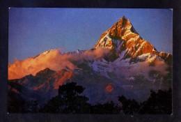 Nepal. *Peak Of Machhapuchhare, Pokhara* Nueva. - Nepal