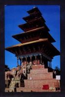 Nepal. Bhaktapur. *Nyatapola Temple...* Circulada 1971. - Nepal