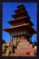 Nepal. Bhaktapur. *Nyatapola Temple...* Nueva. - Nepal