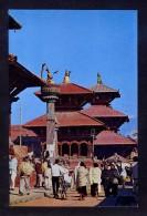 Nepal. *Durbar Square Patan. Lalitpur* Nueva. - Nepal