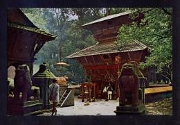 Nepal. *Temple Of Bajra Barahi Chapagoun* Nueva. - Nepal