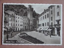 Bop3464)  Porretta Terme - Piazza Libertà - Bologna