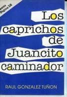 """""""LOS CAPRICHOS DE JUANCITO CAMINADOR"""" DE RAUL GONZALES TUÑON- AÑO APROX. 1997- EDIT. PAGINA 12-PAG.94-NUEVO- GECKO. - Ontwikkeling"""