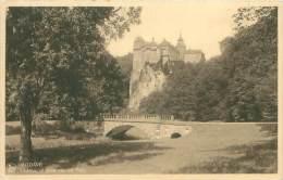 MODAVE - Château Et Pont Vus Du Parc - Modave