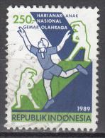 Indonesia     Scott No.  1393    Used    Year 1989 - Indonesia