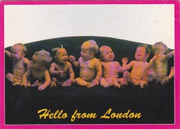 Big Card,Hello From London,England,170mmX120mm.L9. - London