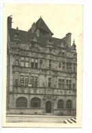 Paray Le Monial : L'Hotel De Ville (monument Historique) Imp Bourgeois Chalon - Paray Le Monial