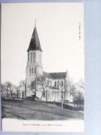 15 ,quézac ,le Centre Et L'église - Autres Communes
