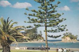 Torbay Beach Resort, North Of Auckland, New Zealand Tiki P 1972 Used - New Zealand