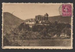 DF / 31 HAUTE GARONNE / SAINT-BERTRAND DE COMMINGES / VUE GENERALE / CIRCULÉE EN 1936 - Saint Bertrand De Comminges