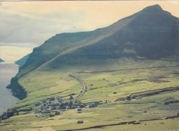 Mikladalur,Kalsoy,Faroe Islands,Posted.L9 . - Faroe Islands