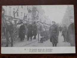 De Laatste Groet Der SCHOTTEN / Le Dernier Salut Des ECOSSAIS ( 5 ) ( Zie Foto Voor Details ) !! - België