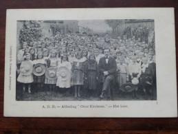 """A.D.B. - Afdeeling """" ONZE KINDEREN """" Het KOOR - Anno 19?? Elisa Adams ( Zie Foto Voor Details ) !! - België"""