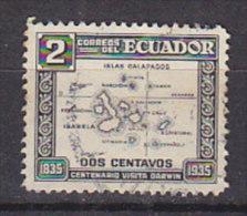 PGL - ECUADOR Yv N°332 - Equateur