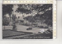 PO6977C# SIENA - CHIANCIANO TERME - INGRESSO STABILIMENTO ACQUASANTA - AUTO FIAT BALILLA - FIAT 1900 OLD CARS  no VG