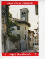 Friuli Coocidentale - Verso Sera A Valvasone - Italy