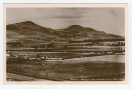 Fifeshire         Général View Of The Lomond Hills - Fife