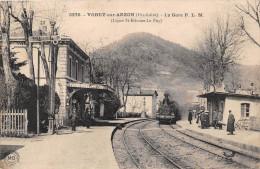 ¤¤  -   3276   -  VOREY-sur-ARZON   -  La Gare P.L.M.  -  Ligne Saint-Etienne - Le Puy  -  Train   -  ¤¤ - France