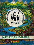 PANINI « WWF - Nature En Danger » - Album Complet - Albums & Catalogues