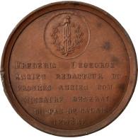 [#62914] Hommage à Frédéric Degeorge, Médaille - France