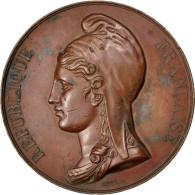[#64075] République Française, Médaille - Burdeles