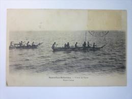 NOUVELLES-HEBRIDES  :  CANOT  De  VAOW   1908 - Postcards