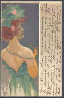 Art Nouveau: Raphael Kirchner - E.23-4