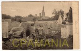 C733 - 62 - Une Carte Postale De WANCOURT  N°3 - France