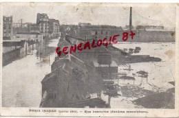 75015 - 75 - PARIS - RUE LECOURBE   JARDINS MARAICHERS 1910 - District 15