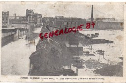 75015 - 75 - PARIS - RUE LECOURBE   JARDINS MARAICHERS 1910 - Arrondissement: 15