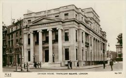 Royaume-Uni - Angleterre - Londres - London - Canada House , Trafalgar Square - Bon état
