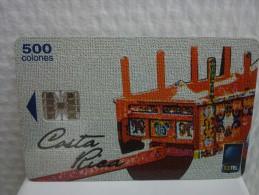 Phonecard Costa Rica