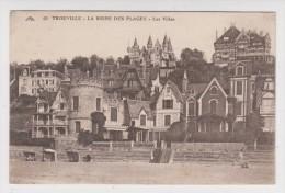 14 - TROUVILLE - La Reine Des Plages - Les Villas - N° 65 - 2 Scans - - Trouville