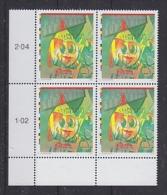 Europa Cept 2003 Austria 1v Bl Of 4  ** Mnh (15456) - Europa-CEPT