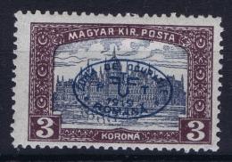 Hungary / Ungarn: Debrecen Debreczin , Mi.  31 B  MH/*  Signed/ Signé/signiert/ Approvato