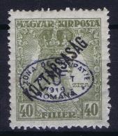 Hungary / Ungarn: Debrecen Debreczin , Mi.  60   MH/*
