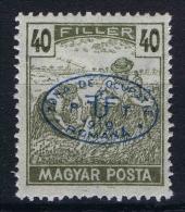 Hungary / Ungarn: Debrecen Debreczin , Mi.  70   MH/*