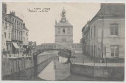 SAINT OMER  Mathurin Vu De Face  Attelage - Saint Omer