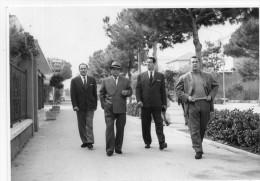 Cesenatico . Foto  Ottobre 1957   (formato Cm 10  X 14,5 ) - Forlì