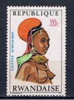 RWA+ Ruanda 1971 Mi 439 mng Tracht aus Westafrika