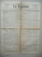 JOURNAL LE GAULOIS 19 MARS 1917 - Journaux - Quotidiens