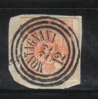 W1549 - LOMBARDO VENETO , Il 15 Cent Usato - Lombardo-Veneto