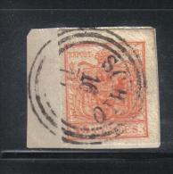 W1555 - LOMBARDO VENETO , Il 15 Cent Usato - Lombardo-Veneto
