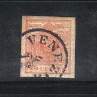 W1556 - LOMBARDO VENETO , Il 15 Cent Usato - Lombardo-Veneto