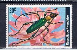RWA+ Ruanda 1978 Mi 930 mnh K�fer