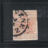 W1560 - LOMBARDO VENETO , Il 15 Cent Usato - Lombardo-Veneto